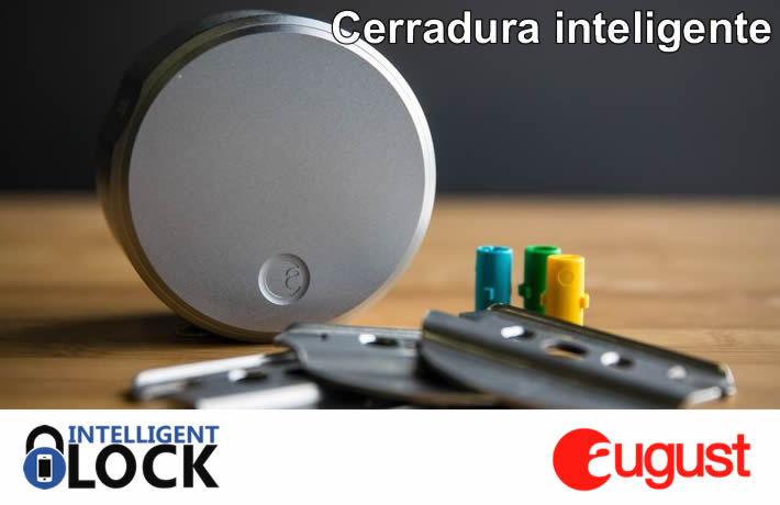 cerraduras inteligentes intelligentlock august oviedo